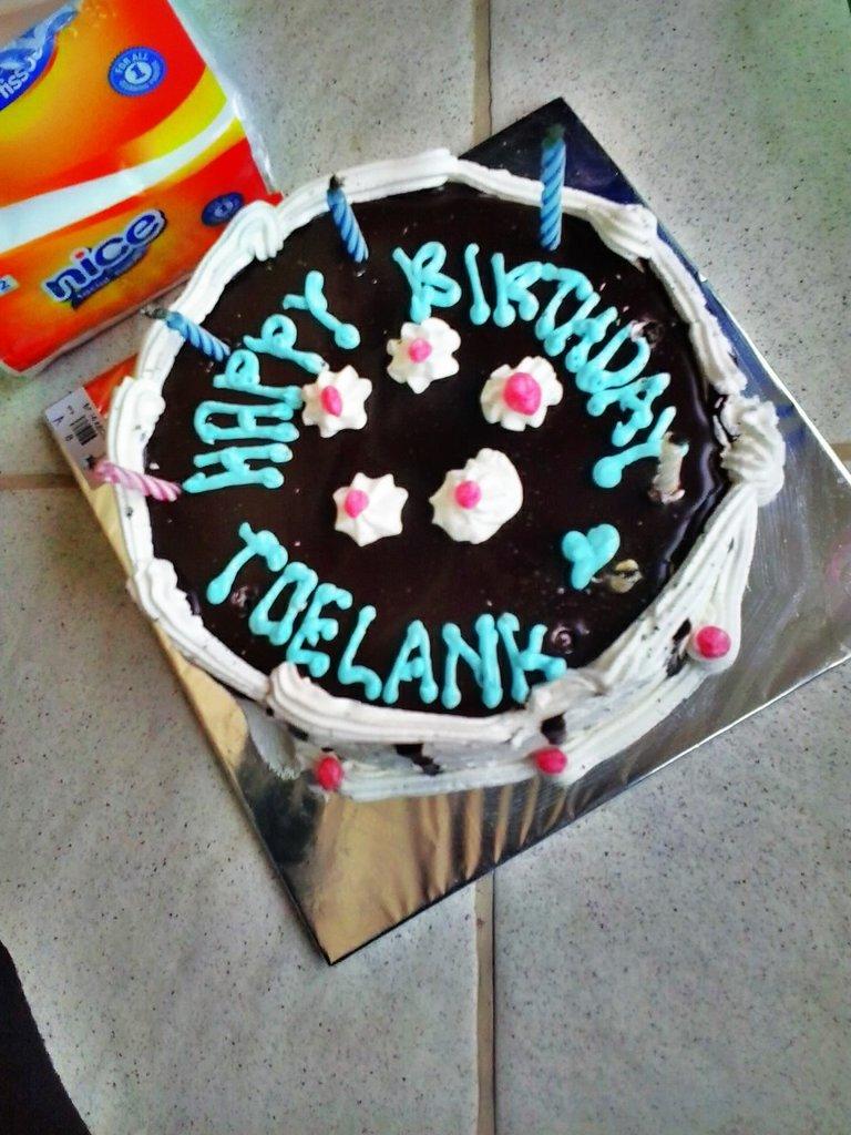 Selamat Ulang Tahun Untukku – Dunia Dlaweran